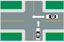 Uncontrolled T Intersection Government of Alberta ...