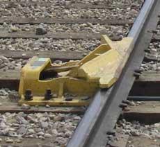 Government of Alberta Ministry of Transportation: Derail Device: https://www.transportation.alberta.ca/3764.htm