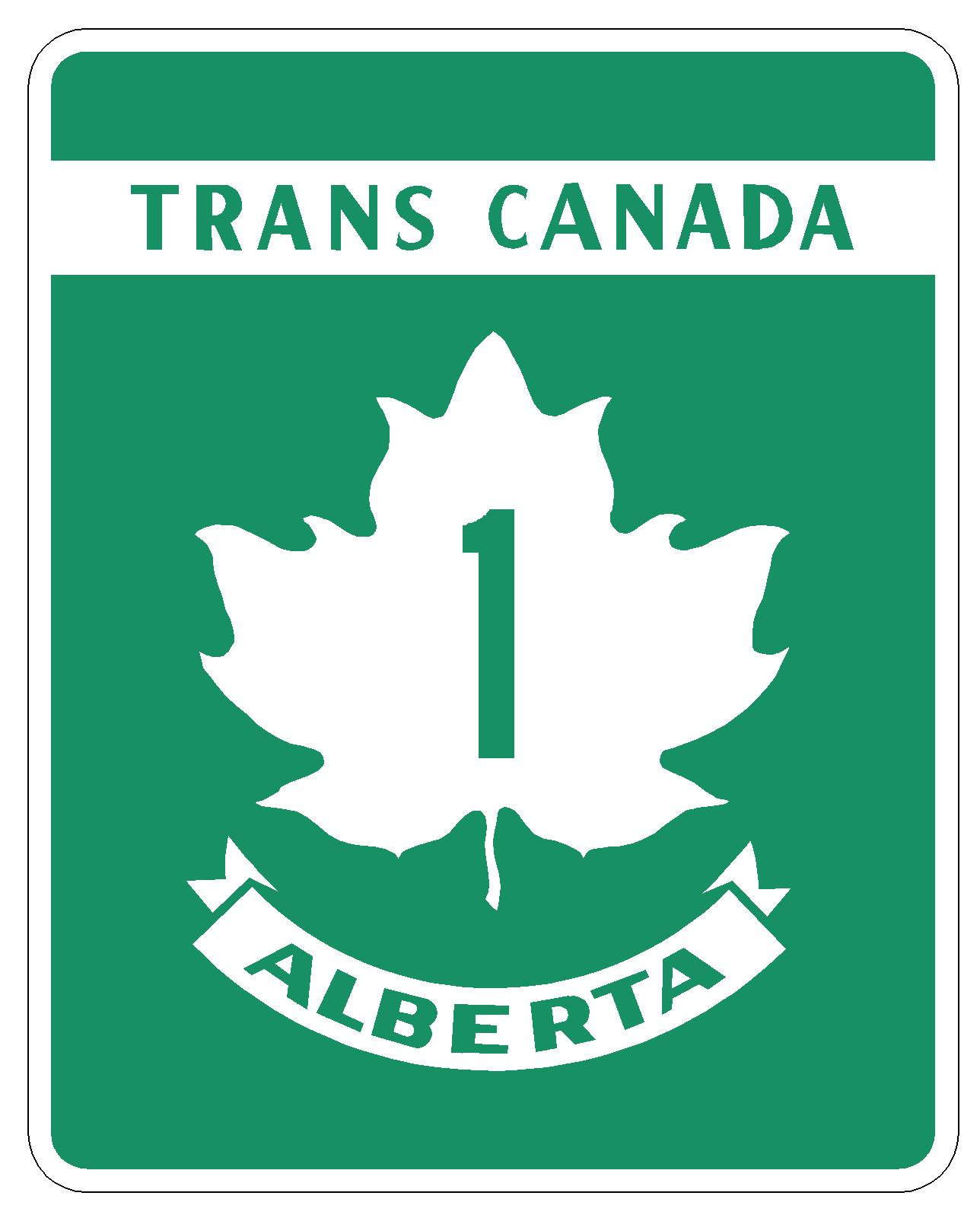 Government Of Alberta Ministry Of Transportation Sign Catalogue And